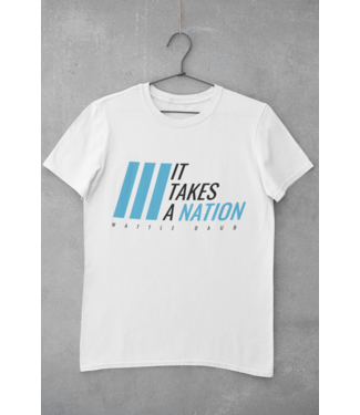 Natty Grace Original It Takes A Nation Unisex Tee