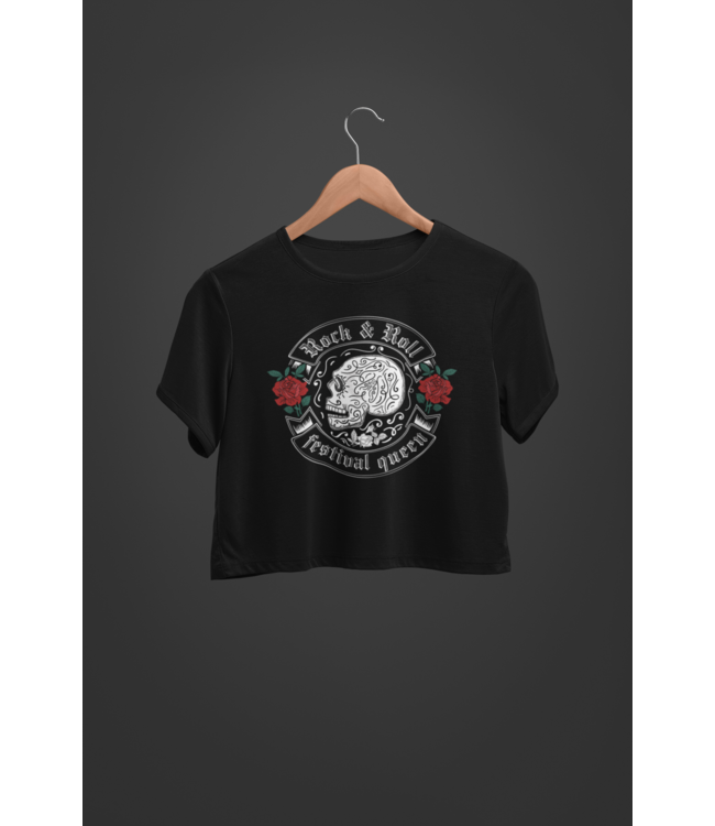 Natty Grace NG Original Rock & Roll Festival Queen Tee