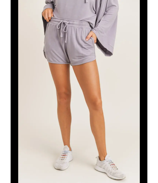 Natty Grace Time To Get Comfy Lounge Shorts