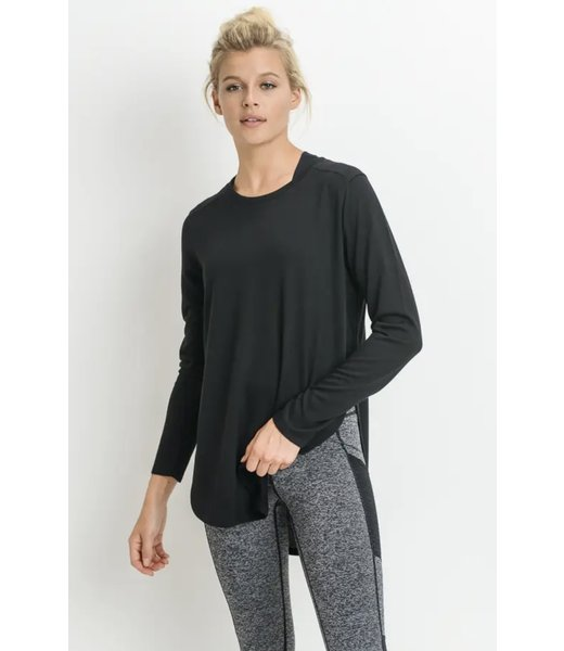 Go With The Flow Long Sleeve Top