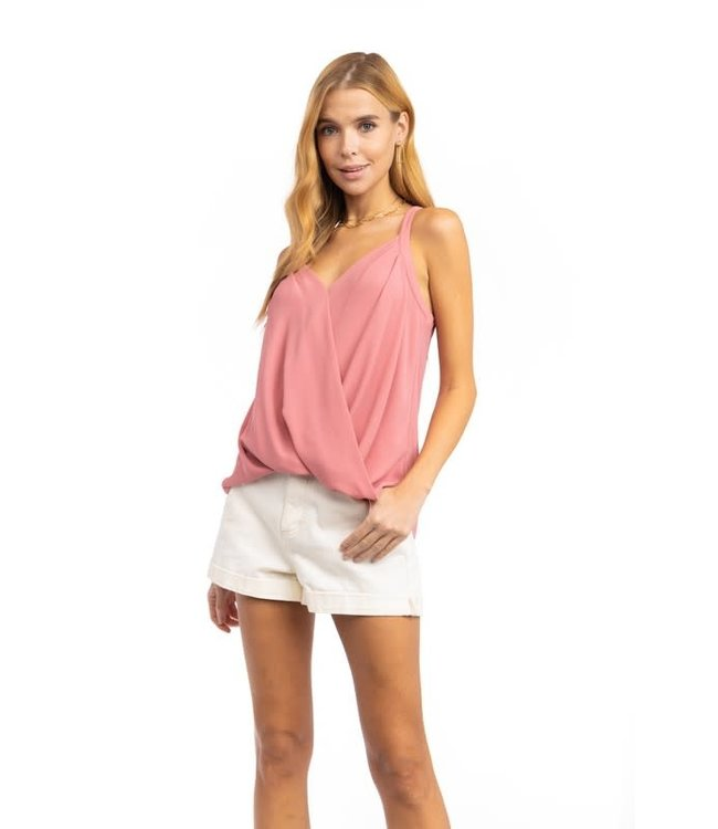 Natty Grace Hailey Halter Tank