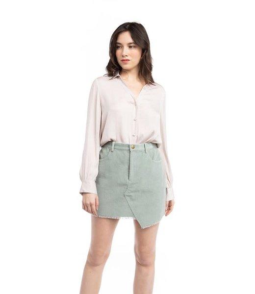 Natty Grace Clarissa Corduroy Skirt