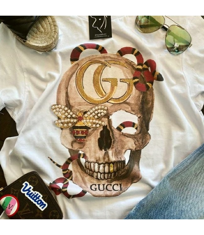 Natty Grace GG to Die for - Designer Insired Graphic Tee