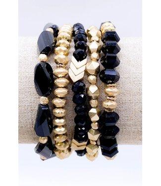 Natty Grace Make Me A Believer Bracelet Set
