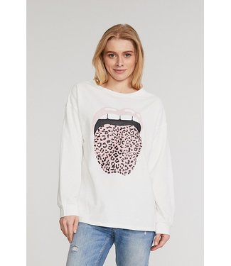 Natty Grace Life Is Good Graphic Sweatshirt