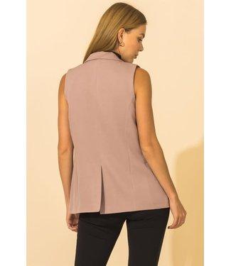 Natty Grace Cool & Collected Blazer Vest