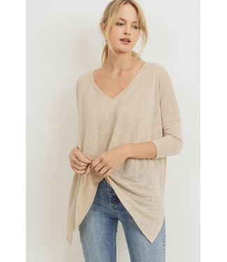 Natty Grace Nothing To Do Dolman Top