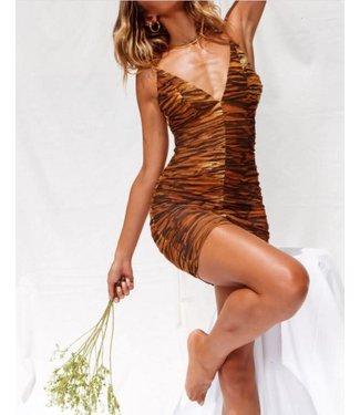 Natty Grace Tigerland Dress