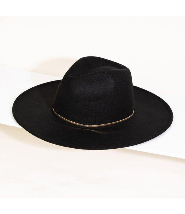 Natty Grace Sleek Beauty Fashion Hat