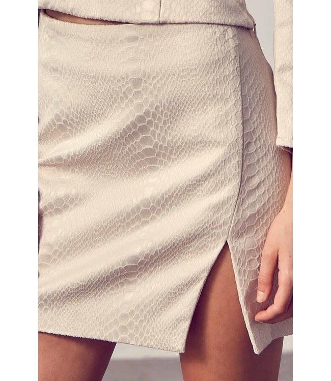 Natty Grace Kika Mini Skirt