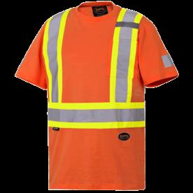 Pioneer 6978 Short Sleeve Cotton Safety Tshirt