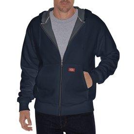 Dickie's TW382 Thermal Lined Full Zip Fleece Hoodie