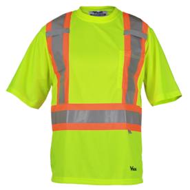 Pioneer 6006 Short Sleeve Hi-Viz Tshirt
