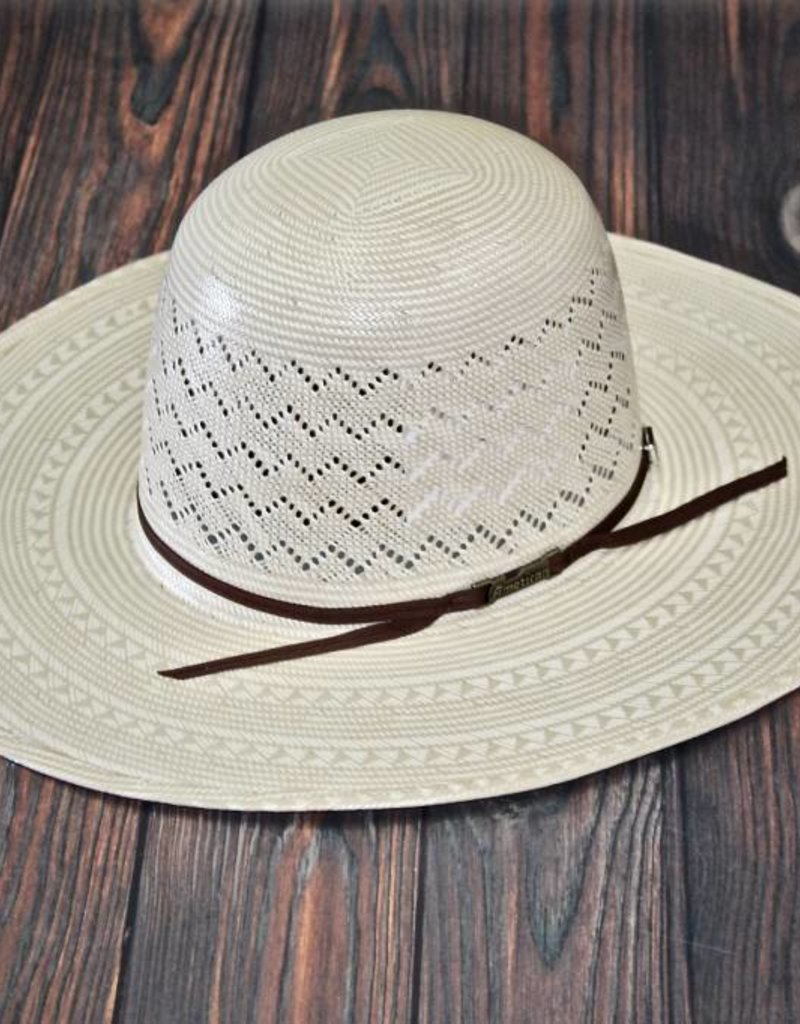 American Hat American Straw Hat - 6200s425