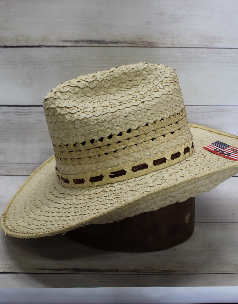 Ozark Hat Co Mexican Palm 4.5