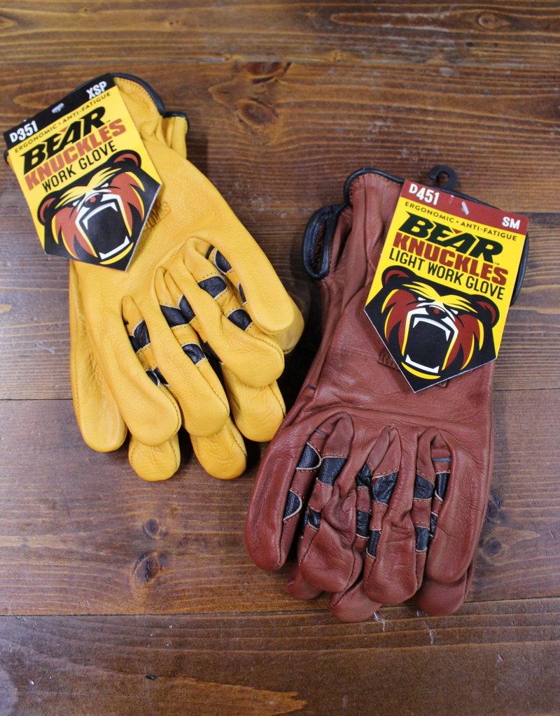 Bear Knuckles Bear Knuckles Gloves Style D357