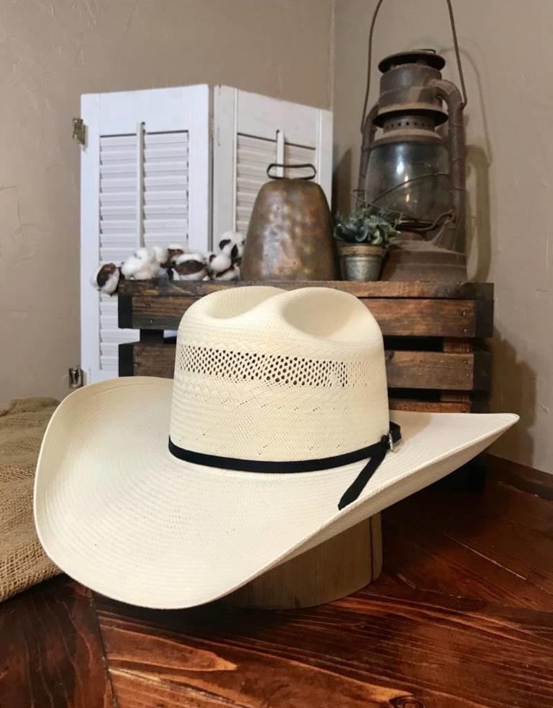 c75c367bf8a17 Resistol Resistol Straw Hat - PRCA 1