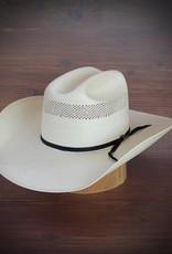 Ariat Ariat Shantung Straw Hat - Single Vent