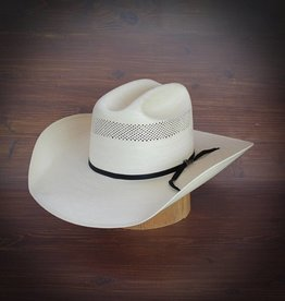 Ariat Ariat Shantung Straw Hat - Single Vent