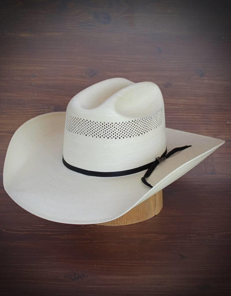 Ariat Ariat Shantung Straw Hat - Single Vent 4a45d1af954