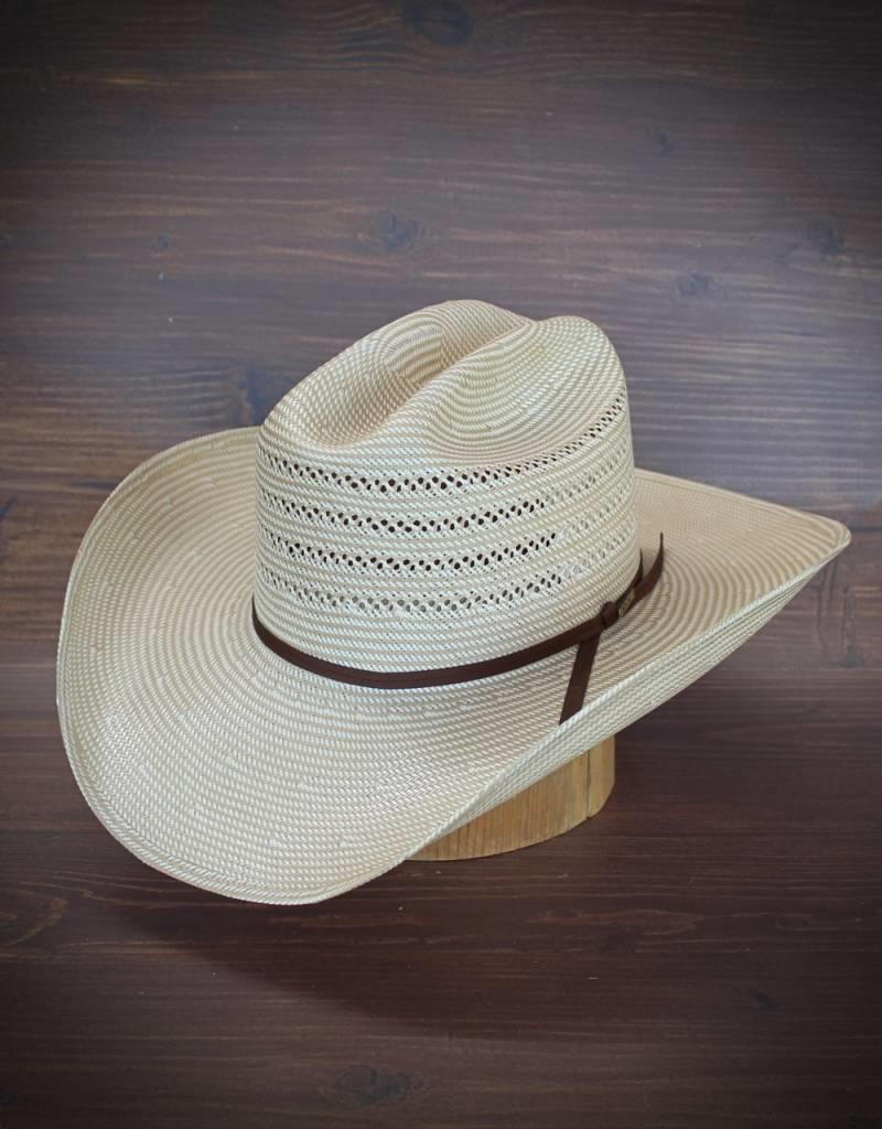 Resistol Resistol Straw Hat - 4 Corners