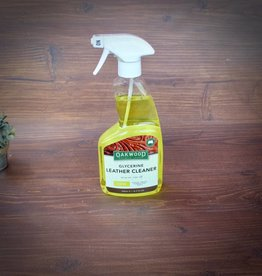 Oakwood Glycerine Leather Cleaner