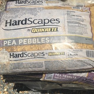 River Pebbles (Pea Pebbles) - BAG - .5 cf (1175-10)