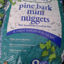 Pine Bark MINIS - BAG - 2 cu ft (#342)