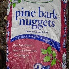 Pine Bark Nuggets Bag - 2 cu ft (#332)