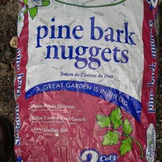 Pine Bark Nugs - LG - BAG - 2 cu ft (#332)