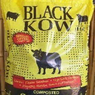 Black Kow Manure Bag - #50