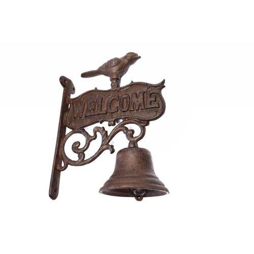 Bird Welcome Bell