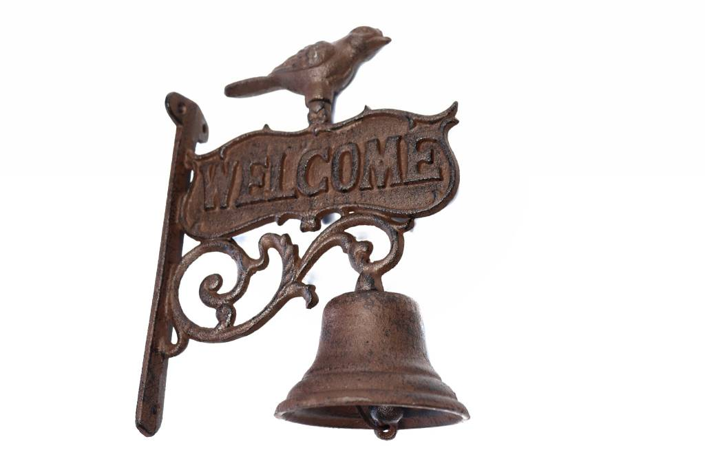 Bird Welcome Bell