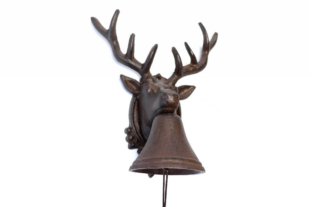 Deer Head Bell