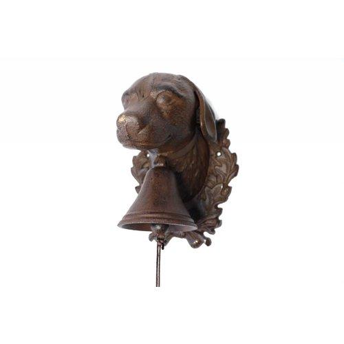 Dog Head Bell