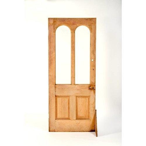 Double Arch Glass / 2 Panel Door