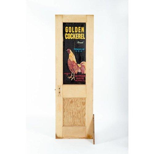 Golden Cockerel Brand Door