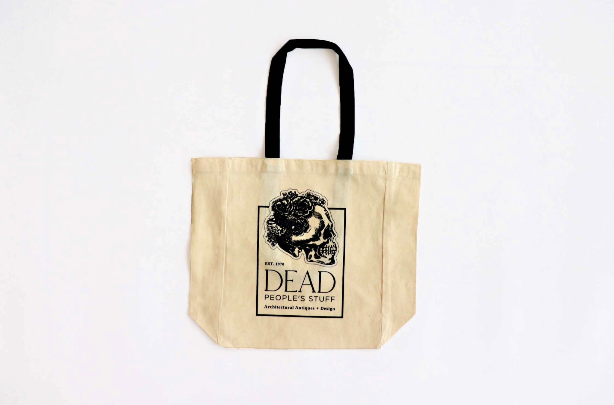 Dead People's Stuff - Tote Bag