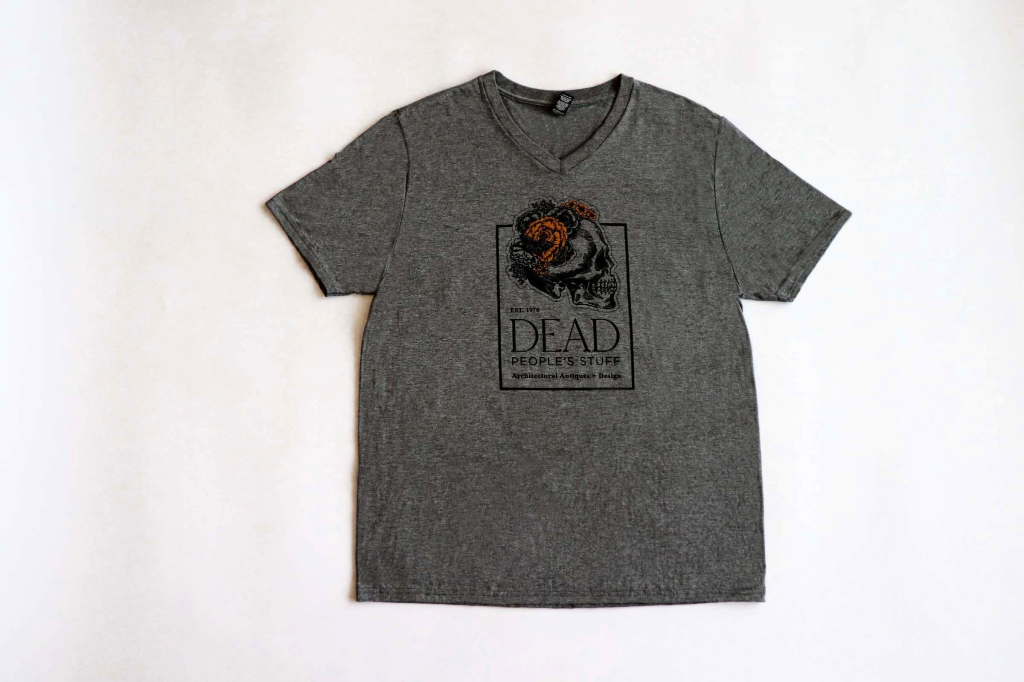 Dead People's Stuff - V-Neck Shirts