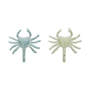 Cast Iron Crab Wall Hook