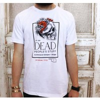 Dead People's Stuff Crew Neck Short Sleeve Shirt
