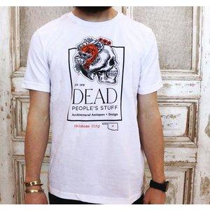 Dead People's Stuff Crew Neck Short Sleeve Shirt