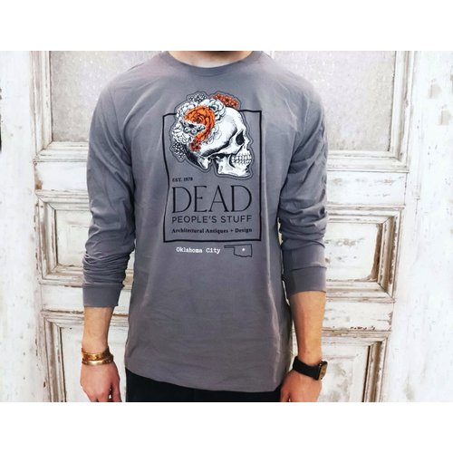 Dead People's Stuff Longsleeve Shirt