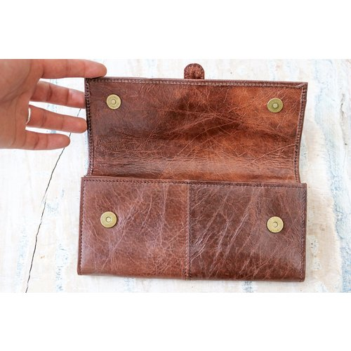 Smart, Sharp & Sophisticated- Leather Wallet