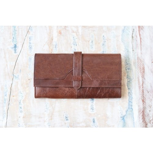 Smart, Sharp & Sophisticated, Leather Wallet TWO