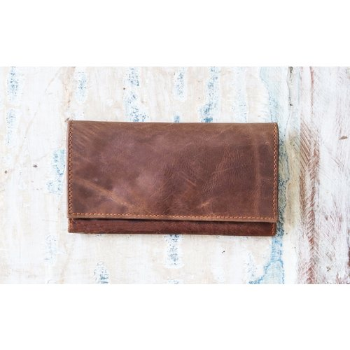Smart, Sharp & Sophisticated, Leather Wallet ONE