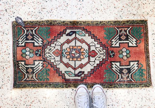 Wool Turkish Rugs