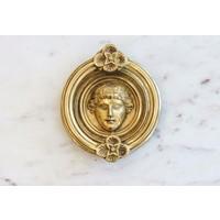 Brass Roman Inspired Door Knocker