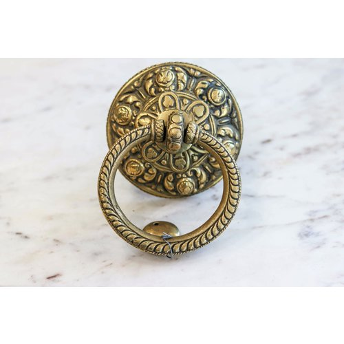 Decorative Brass Door Knocker