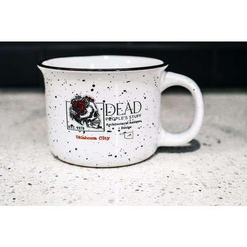 Dead People's Stuff - Campfire Mug
